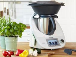 Le thermomix tm5 en situation