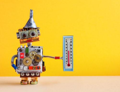 Comment convertir degré fahrenheit en degré celsius et thermostat ?